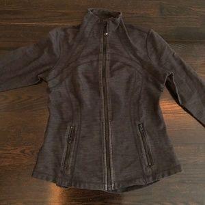 Lululemon Black Tight Fit Jacket